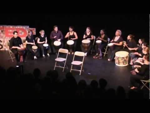 TEDxSIT - SIT Percussion Ensemble - The Experiment