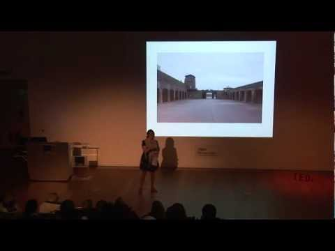 TEDxMerseyside - Robyn Woolston - Crossing the Line - Rites of Passage