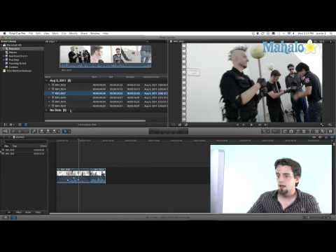 Timeline Basics - Final Cut Pro X