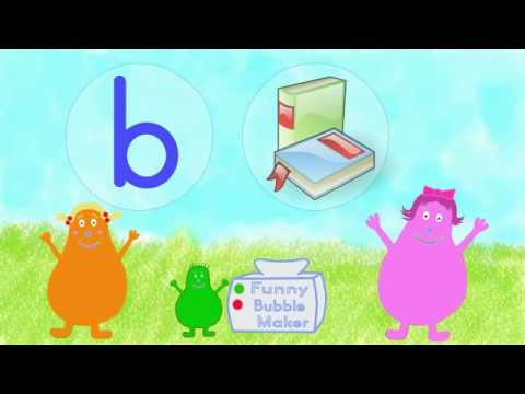 Phonics with The Funnies 6 - /b/