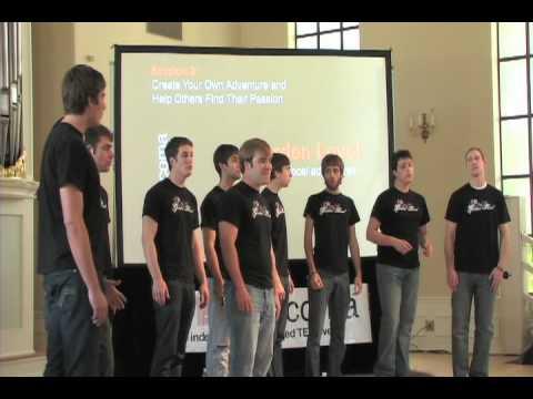 TEDxTacoma - Garden Level - Vocal Adventures