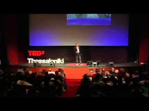 TEDxThessaloniki - Michael Zouloumidis - Farming, Entrepreneurship and Astronauts