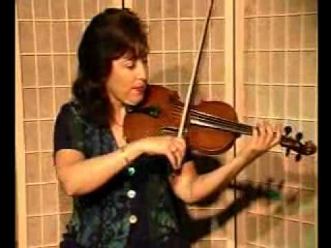 Violin Song Demonstration -Sh-Ta-Ra-Da-Dey Irish Lullaby