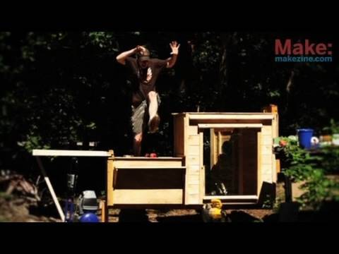 The Boxy Lady - Tiny Yellow House MAKEcation Special