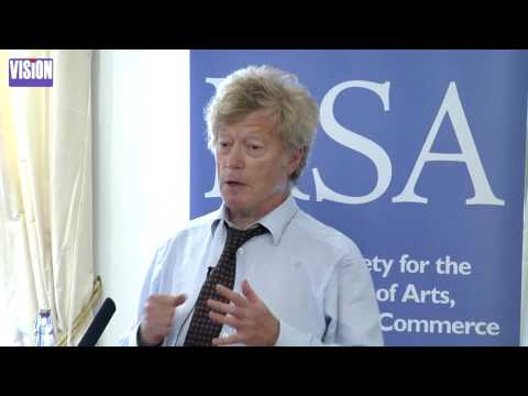Roger Scruton - The Uses of Pessimism and the Danger of False Hope
