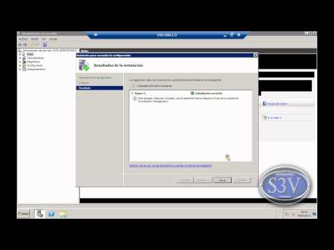 Windows Server 2008 r2 - Como instalar Hyper-V