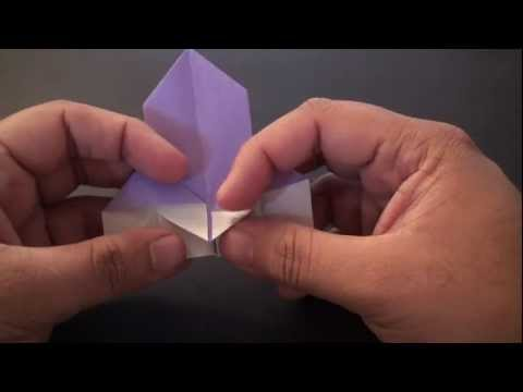 Origami Daily - 099 Royal Castle - TCGames [HD]