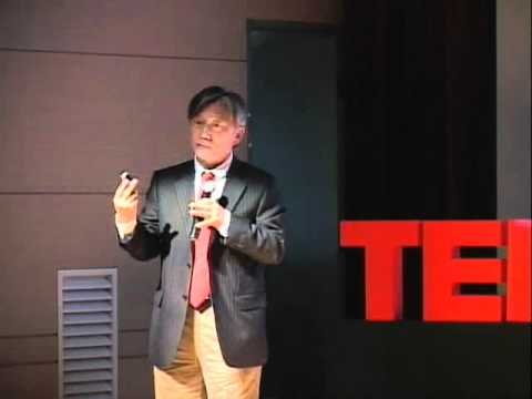 TEDxKyungHee Richard H  Shinn Evolve the Sensation