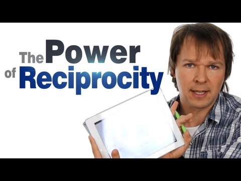 The Power Of Reciprocity In Online Video Marketing And Video Blogging