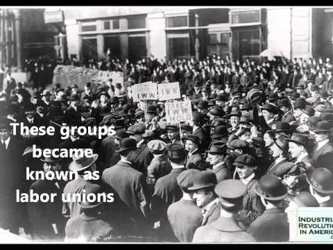 U.S. History - Unit I Labor Unions