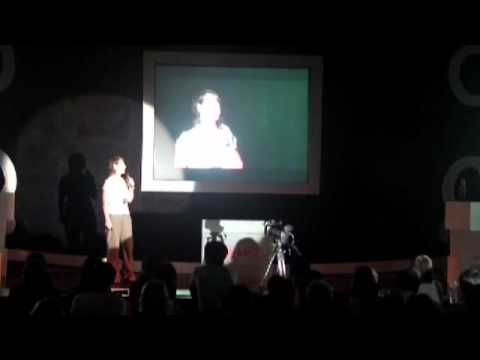 TEDxMFZU - Johanna Stahl - The World in a Face
