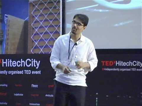 TEDxHitechCity - Deepak Menon - How user experience shapes products