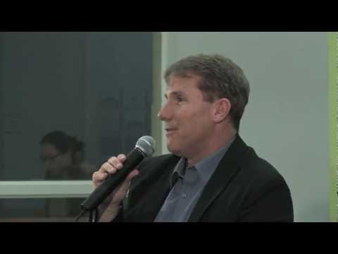 "Nicholas Sparks: ""The Lucky One"", Talks at Google"