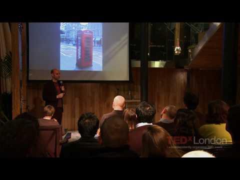 TEDxLondon - Stefan Agamanolis - Part 1 - 11/4/09