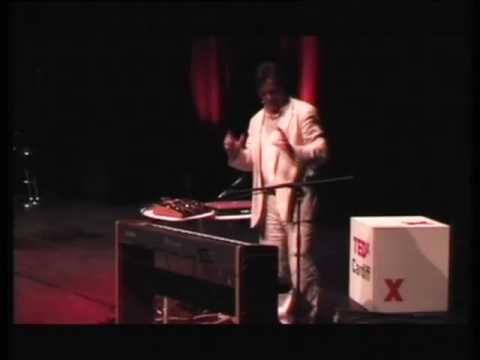 TEDxCardiff - Paul Clarke - Harmony and Ideas; Why Perfection Is Your Enemy