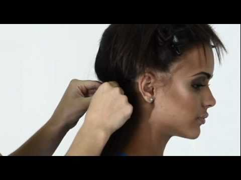 Seamless Hair Extensions How to Apply by Simply Extensions