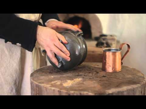 Seasoning Cast Iron Cookware - 18th Century Cooking Series 2 at Jas Townsend and Son