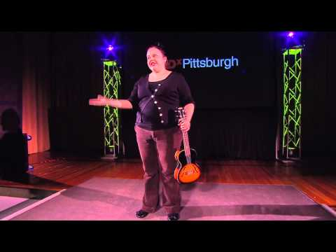 TEDxPittsburgh - Midge Crickett - I Don't Know You