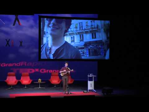 "TEDxGrandRapids - Musical Performance - Garrett Borns ""Mademoiselle"""