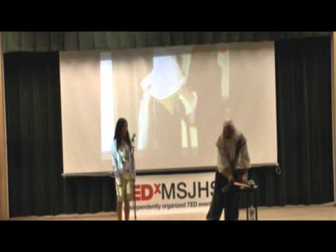 Synergy and Connection - Magic is More Than the Sum of the Tricks: Kim Silverman at TEDxMSJHS