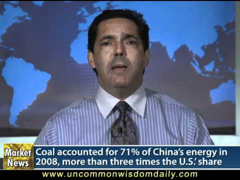 Producing Stock Wins with Chinese Coal Stocks