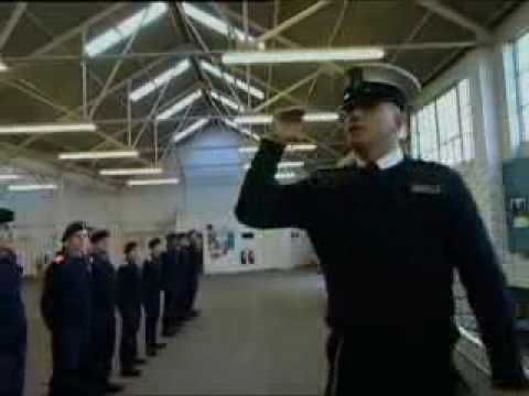 Shipmates: Learning to Salute