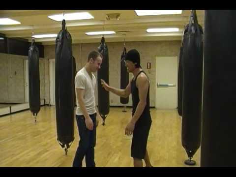 Wing Chun - Medium Range (basic concept)