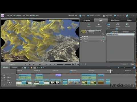 Premiere Elements: Understanding video effects   lynda.com overview