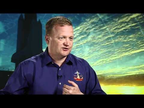 STS-133 Crew Interview: Eric Boe, Pilot