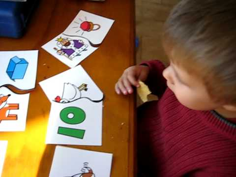 Preschool - Language. rhyming words