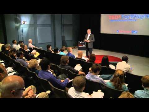TEDxFortWayne Mark Becker Power of a Shared Vision2