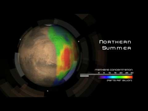 NASA | The Mystery of Martian Methane