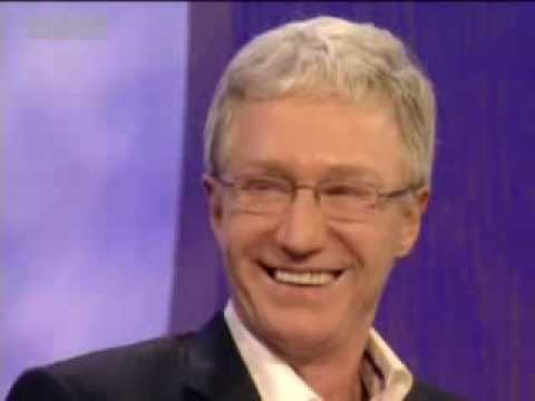 Paul O'Grady on anger management and driving tests