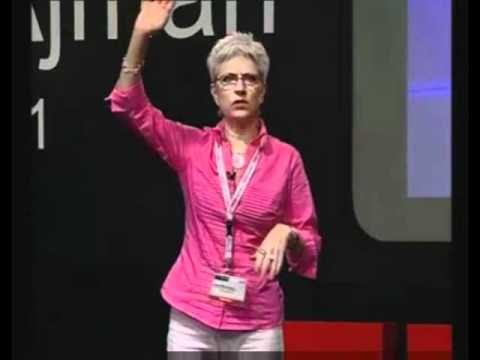 TEDxAjman - Susan Macaulay - We're All On The Same Boat
