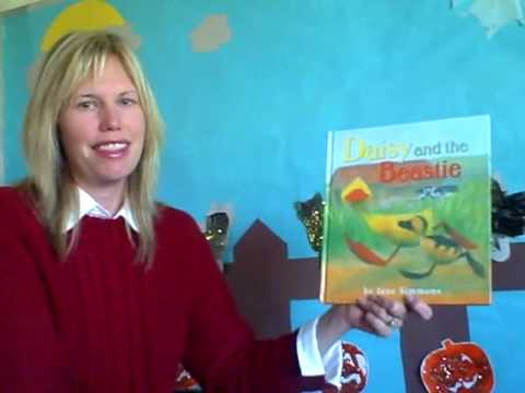 Review Daisy and the Beastie - Cullen's abc's