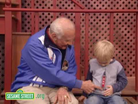 Sesame Street: Buzz Aldrin Talks About Space