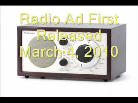 Radio Ad for California State Bonds: March 4, 2010