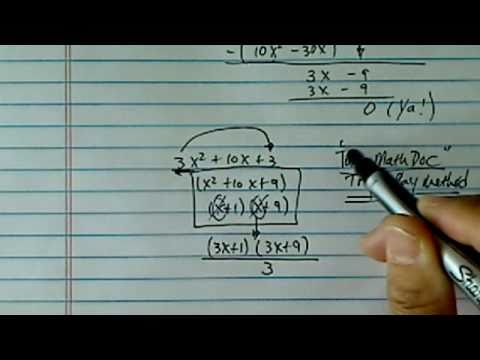 Solve Higher Order Polynomial Equation: 12x^4+4x^3-108x^2-36x=0
