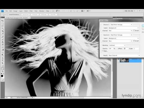 Photoshop Top 40 #33 - Calculations
