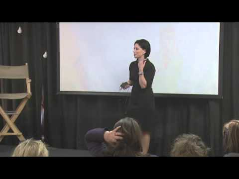 The Wisdom Found In A Whisper: Marcia Polas at TEDxCrestmoorParkWomen