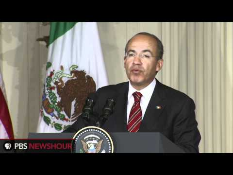 President Calderon: U.S. , Mexico 'Authentic, Strategic Partners'