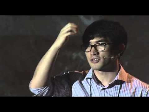 TEDxPalgong - Jeongchan Kim - The Aesthetics of Lightening