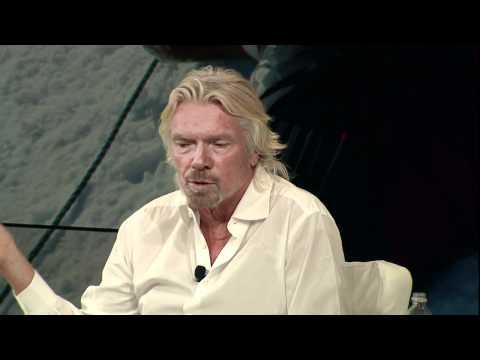 RethINC - Sir Richard Branson at Zeitgeist Americas 2011