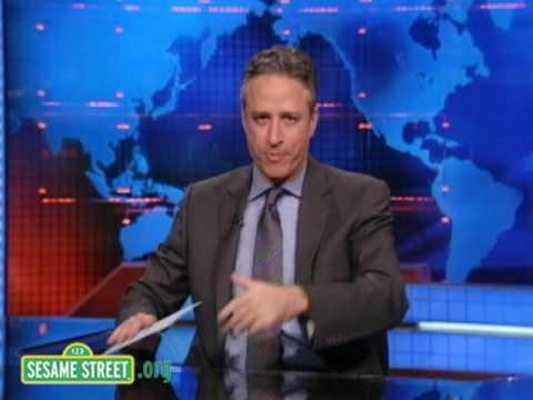Sesame Street: Jon Stewart: Practice