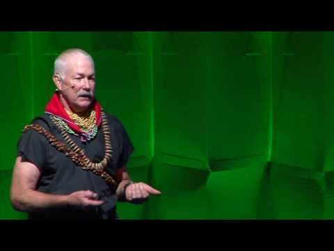 TEDxAmazonia - Randy Borman | He shows that it is possible to be indigenous and white - Nov.2011