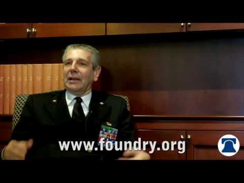 NATO's Admiral Giampaolo Di Paola on the Future of NATO