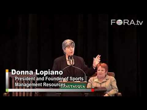 Organized Sports and Sedentary Kids - Donna Lopiano