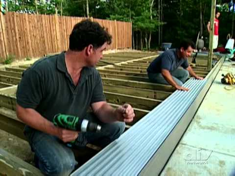 New Age Deck-DIY