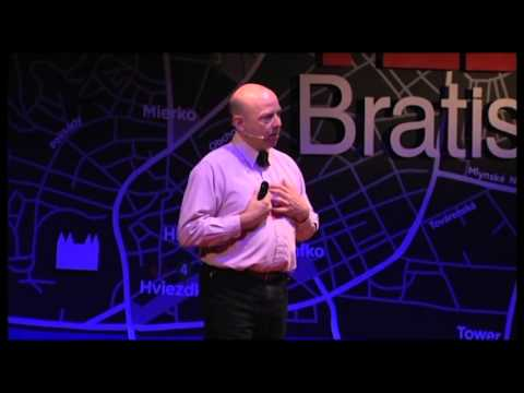 TEDxBratislava - Gever TULLEY - Secrets of engagement-based learning
