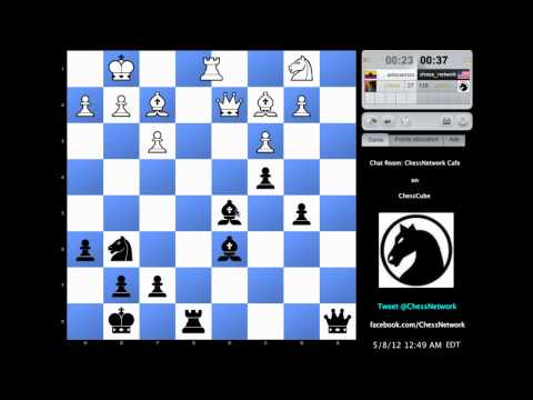 Warzone Kings Chess Tournament [78]